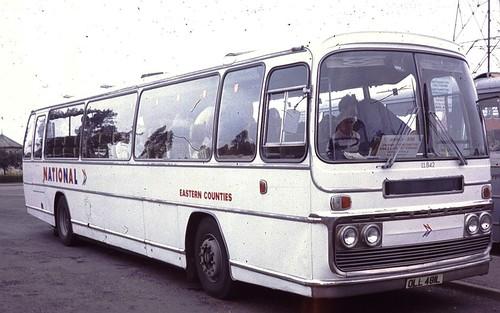 LL842 (Leyland 1080)