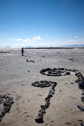 Homages to Spiral Jetty