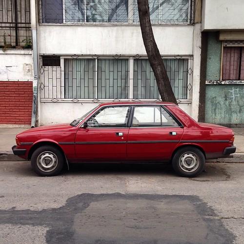 Peugeot 305 - Santiago, Chile