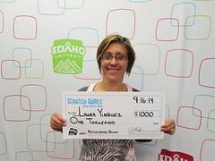 Laura Yinquez - $1,000 Rattlesnake Riches