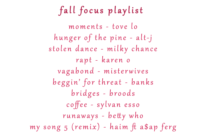 fall-focus-playlist