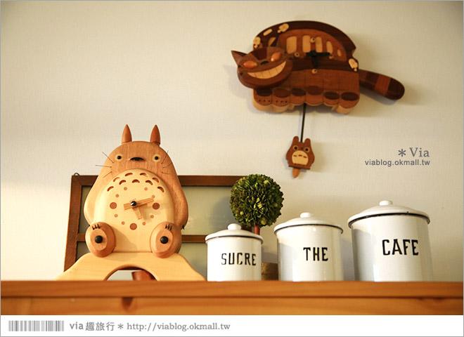 【台中夜景餐廳推薦】台中龍貓夜景~MITAKA 3e Cafe◎大推薦的台中約會地點♥ 32