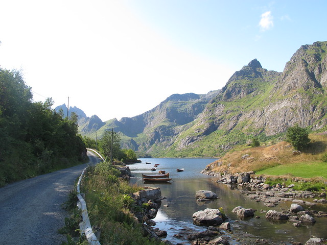 friday, å i lofoten