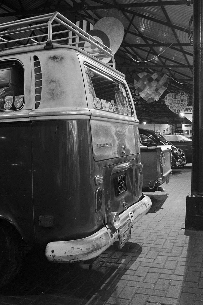 Nice old bus