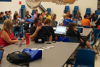 Learning at #edCampBarrie