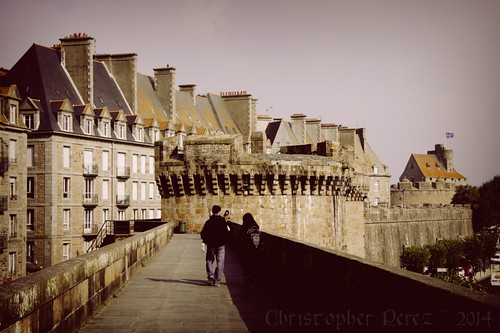Saint Malo ~ Taking the Cure