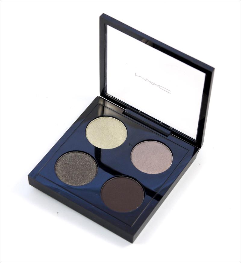MAC A novel romance eyeshadow quad1