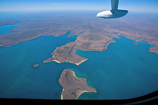 Aerial View of the Kimberley