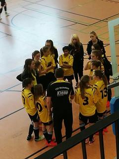 C-Juniorinnen Hallenrunde 2016/2017