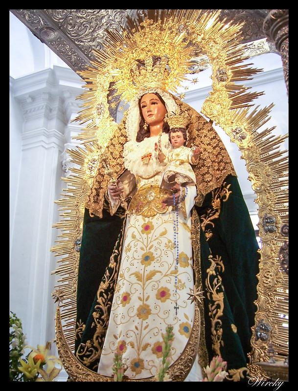 Virgen del Robledo de Constantina