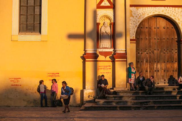 La catedral, San Cristóbal de las Casas