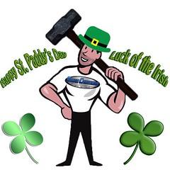 Happy St. Patrick's Day from all of us at @stonecreationsoflongisland #happystpatricksday #luckoftheirish🍀
