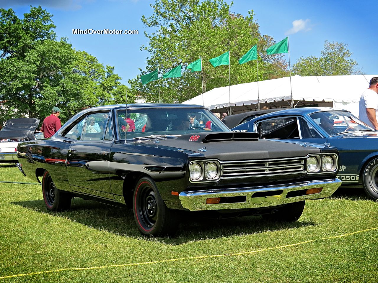 Plymouth Roadrunner 440 Six Pack
