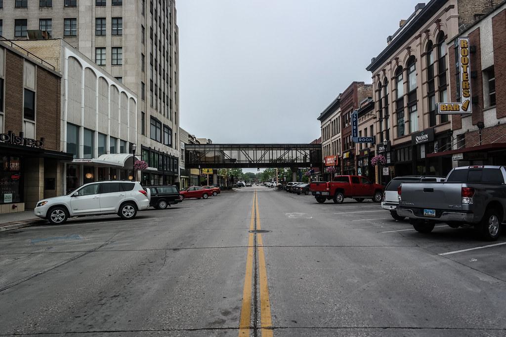 I Took My Camera For a Walk Around Fargo