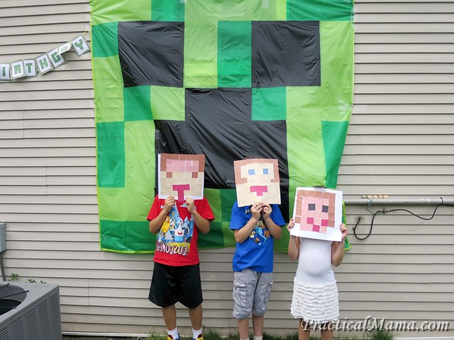 Pixelated Faces