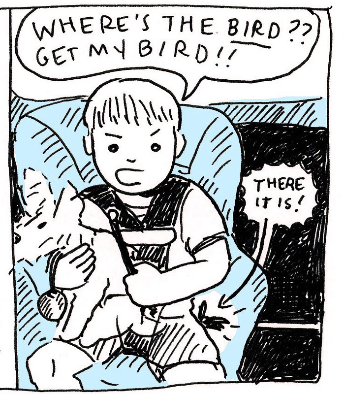 TWO new comics up at MUTHA