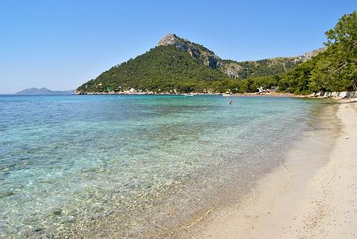 Playa de Formentor. Junio 2014