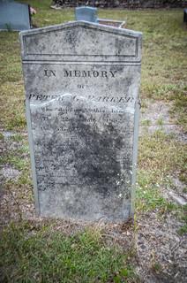 Peter Parker Grave