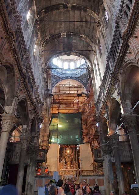 教堂內部設計