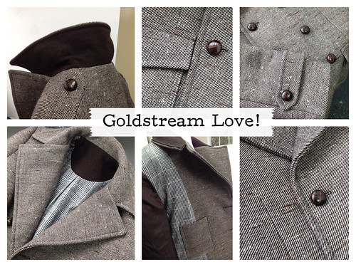 Goldstream Love