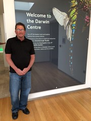 Image of Kurt Hochenauer at the Darwin Centre in London