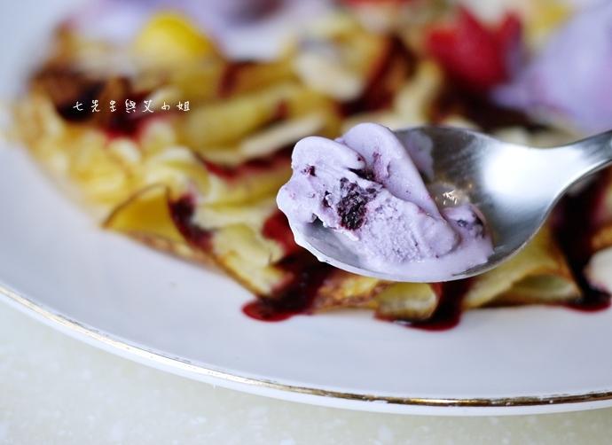 28 Haagen-Dazs 哈根達斯 藍莓午茶好時光
