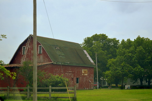 My favorite barn on 458