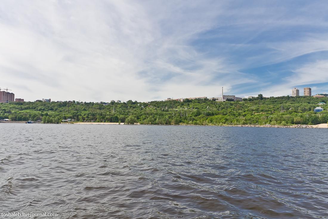 Куйбышевское водохранилище-20