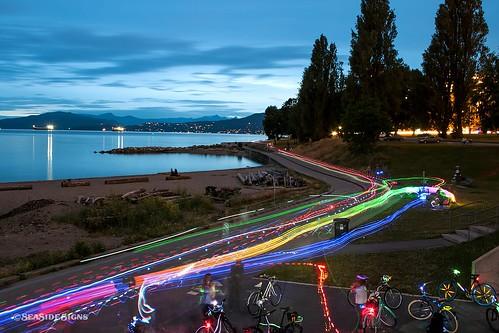Bike Raaaaave!!! ~ Vancouver, BC
