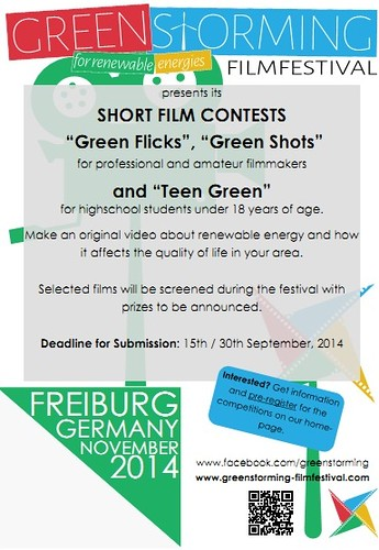 gsff germany 2014 poster