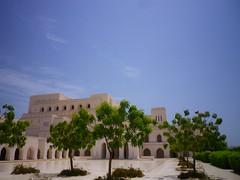 Courtyard, Oman Royal Opera House