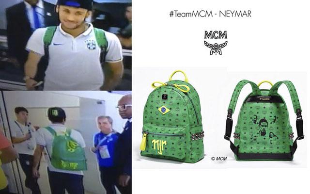 mcm neymar text