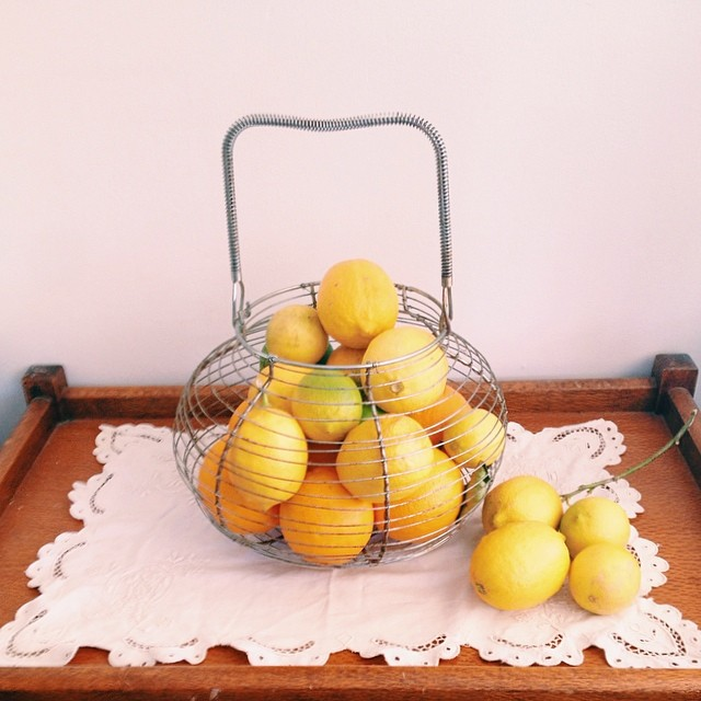 Happy Friday! We are off to Ikea to look at light fittings and Spotlight to look for a weaving loom. What are your plans for the day? And if you are working, what would you rather be doing? #giftedhomegrowncitrus #happyfriday