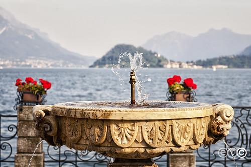 Fontanella a Tremezzo, Lago di Como