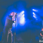 The National // Prospect Park Bandshell photographed by Chad Kamenshine