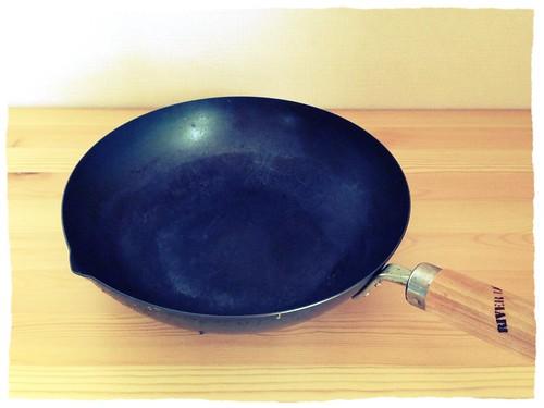 リバーライトの炒め鍋