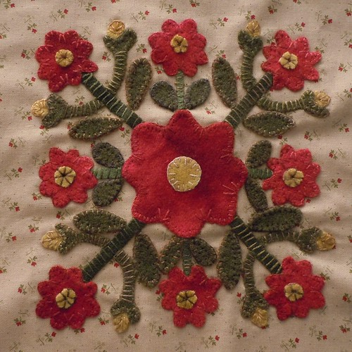 summer stitch along 2014
