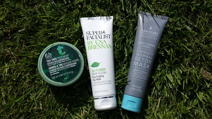 Mask Marvels: My Favourite Face Masks