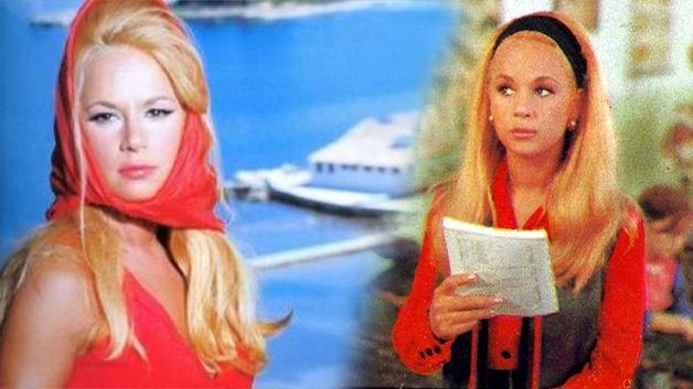 Αλίκη Βουγιουκλάκη - Η αρχόντισσα και ο αλήτης (1968) - Η δασκάλα με τα ξανθιά μαλλιά (1969)