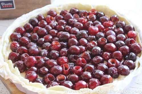 Tarta de picotas www.cocinandoentreolivos (8)