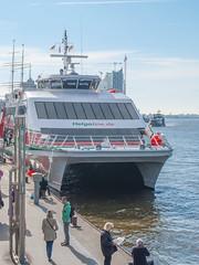 HSC Halunder Jet - Helgoland Trip July 3th, 2014