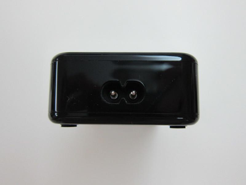 Bolse 40W (5V/8A) 5-Port USB Wall/Desktop Charger - Back
