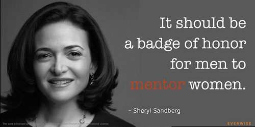 Photo:Sheryl Sandberg By:www.geteverwise.com
