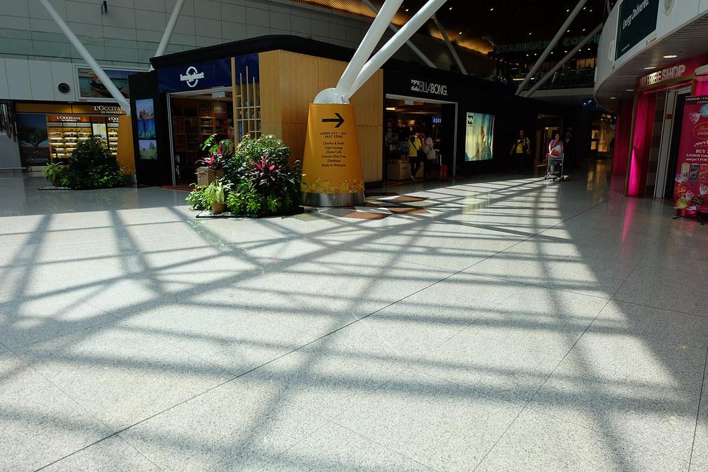 幾張機場上空照