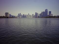 Sharjah Corniche skyline