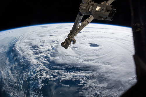 Photo:Typhoon Neoguri (NASA, International Space Station, 07/07/14) By:NASA's Marshall Space Flight Center