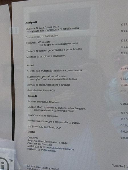 encore un menu