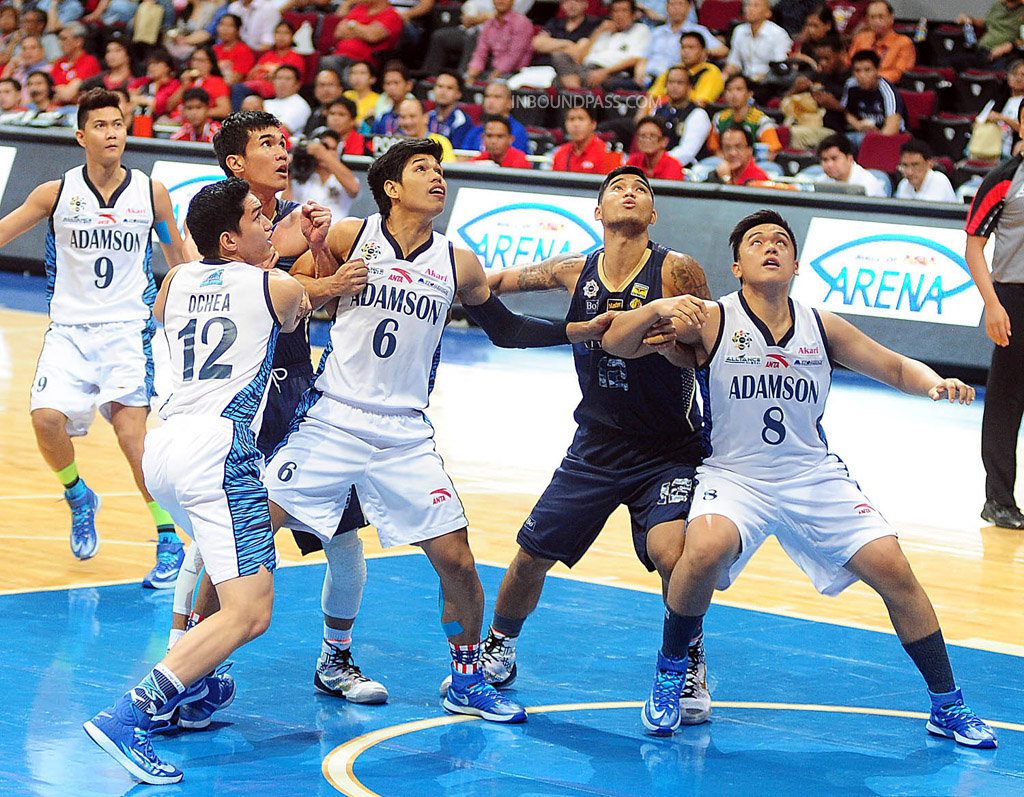 UAAP Season 77: NU Bulldogs vs. Adamson Falcons, July 30