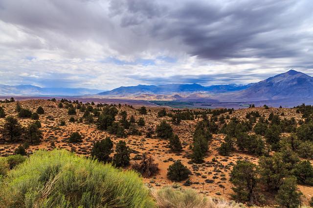Eastern Sierra Vista