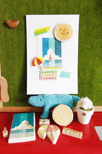 stamp studio for summer 2014